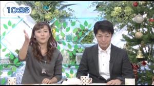 ベストの社長でもあるクリーンプロデューサー植木照夫が、テレビ東京「なないろ日和」に2度目の生出演!